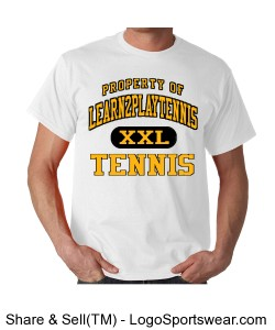 Property of Learn2PlayTennis Design Zoom